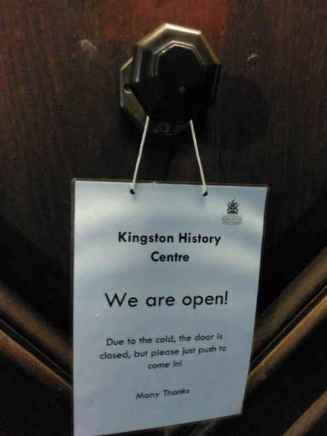 Kingston History Centre