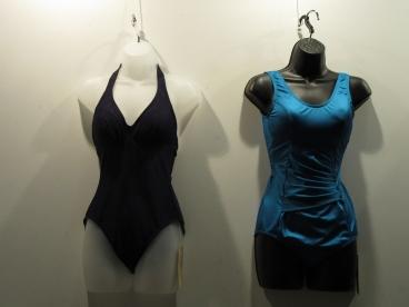 Vintage Swimwear -Display