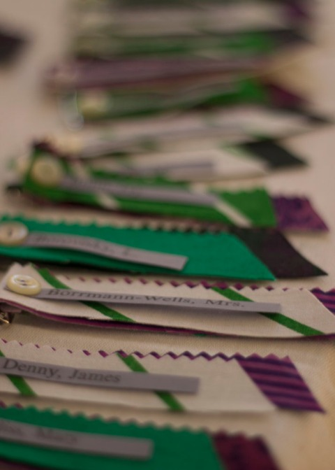 GBM - Suffragette Badge Making