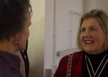 Cllr Julie Pickering: Mayor of Kingston