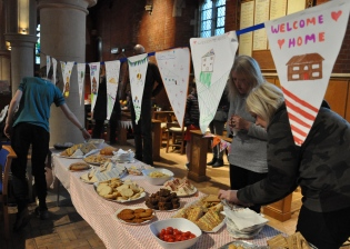 A Village Goes to War Event Credit Jane Glennie for photographs