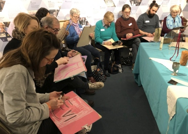 Creative Mindfulness Workshop February 2019