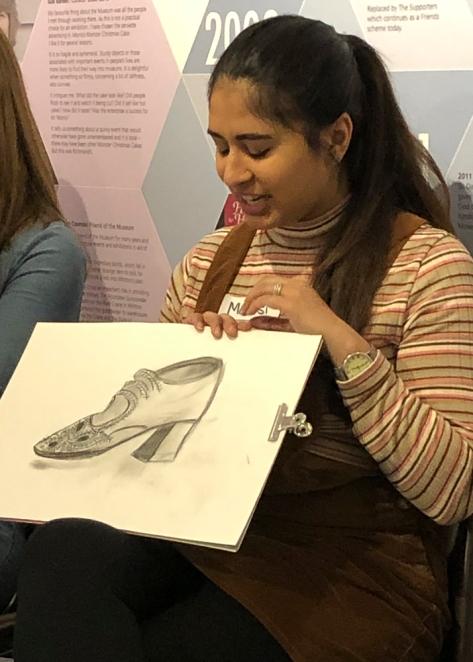 Creative Mindfulness Workshop Museum of Richmond