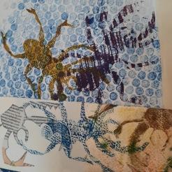 Printmaking without a press Landmark Arts Centre, Teddington,Summer School 2020